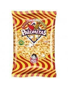Palomitas ketchup-mostaza...