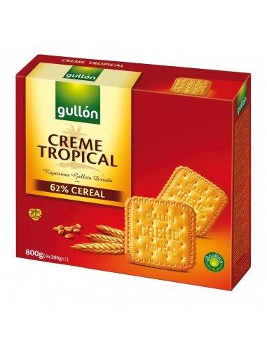 Galletas GULLON Creme Tropical caja...