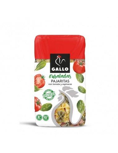 Pajaritas con vegetales GALLO 450gr.