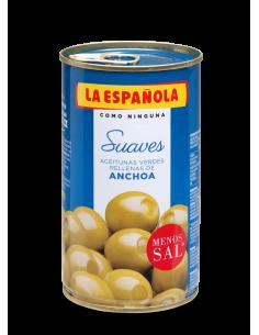 Milde Oliven gefüllt mit...