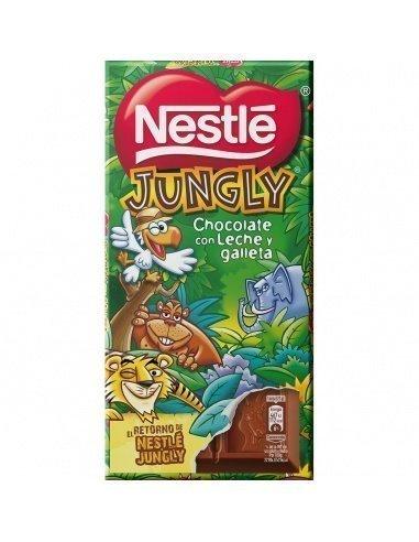 Nestlé Jungly Milchschokolade mit...