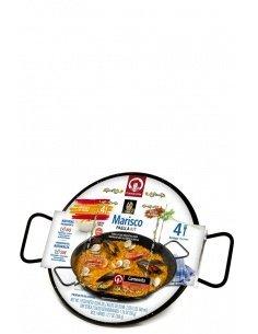 Kit Paella de marisco 4...