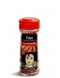 Pimentón especial pulpo 45 gr.