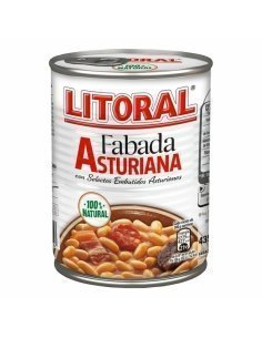 Fabada Asturiana 865gr