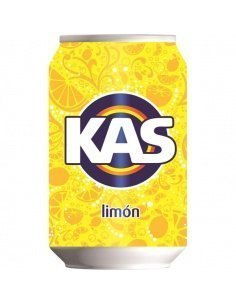 Kas de limón 330ml.