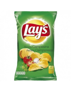 Lays Campesinas 160gr.