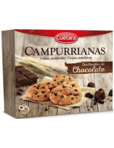 Campurrianas Cuétara Choco...