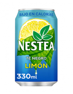 Nestea al limón 33cl.