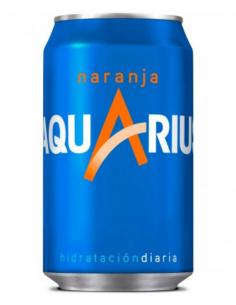 Aquarius orange 330ml