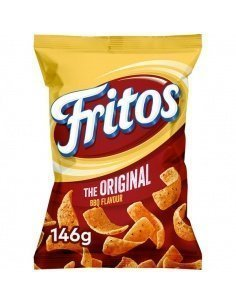 Fritos Original sabor BBQ...