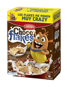 Cereales Chocoflakes