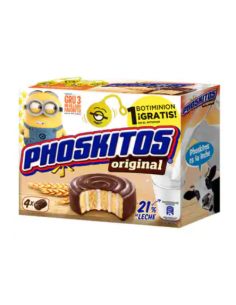 Phoskitos original 4x176gr.