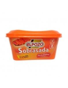 """Sobrasada """"El Pozo"""" 200gr."""