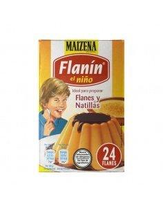 Flanin EL NIÑO 24 flanes...