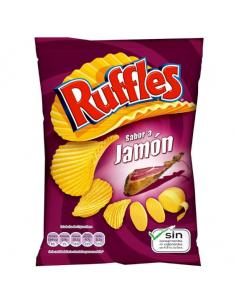 Ruffles Jamón 160gr