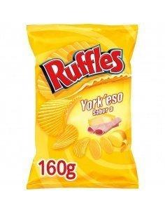 Ruffles Yorkeso 160gr.
